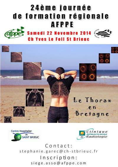 24ème Journée de formation régionale - Région Bretagne
