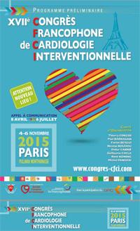 Congrès Francophone de Cardiologie Interventionnelle 2015