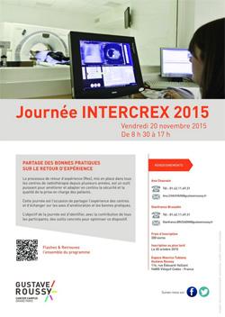 Journée INTERCREX 2015