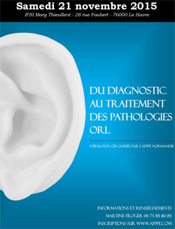 Du diagnostic au traitement des pathologie ORL