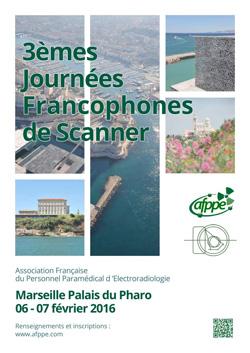 3ème Journées Francophones de Scanner