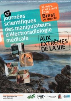 57ème Journées Scientifiques des Manipulateurs d'Electroradiologie Médicale