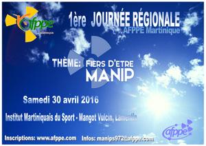 1ère Journée Régionale AFPPE Martinique