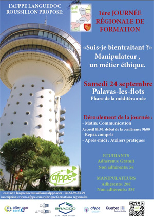1�re formation r�gionale Languedoc Roussillon