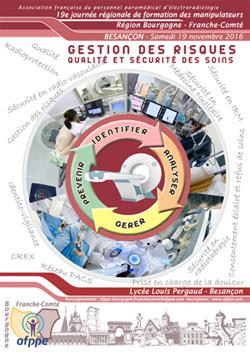 19e Journée régionale de formation continue des manipulateurs AFPPE Région Bourgogne-Franche-Comté