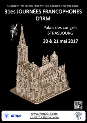 31ème Journées Francophones d'IRM
