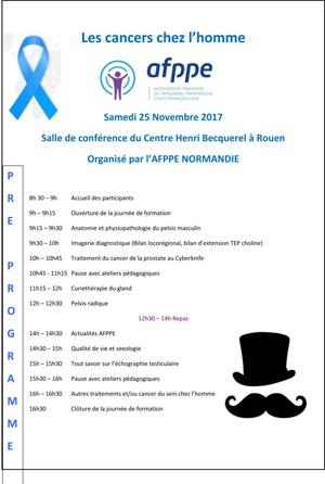 Formation régionale AFPPE Normandie