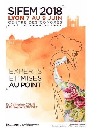 SIFEM 2018 - Société d'Imagerie de la Femme