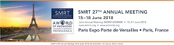 SMRT 27th Annual Meeting - Paris 2018