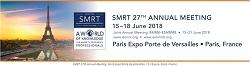 SMRT 27th Annual Meeting - Paris 2018