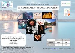 Le Manipulateur au coeur du patient