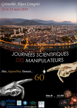 60èmes Journées Scientifiques de l'AFPPE