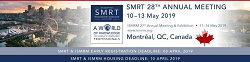 SMRT 28th Annual Meeting - Montréal 2019