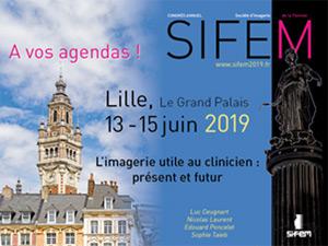 SIFEM 2019 - Société d'Imagerie de la Femme