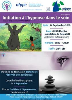 Initiation à l'hypnose dans le soin