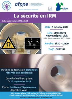 Sécurité en IRM