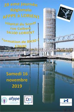 28ème Journée Régionale AFPPE Bretagne