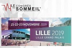 Le Congrès du Sommeil - Lille 2019