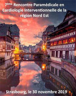 7ème rencontre paramédicale en cardiologie interventionnelle de la région nord-est