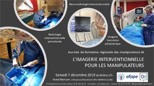 Journée Régionale Interventionnelle des Manipulateurs - Alpes