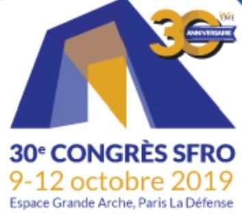 30ème Congrès SFRO - Société Française de Radiothérapie Oncologique