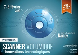 9ème Symposium Scanner  Volumique