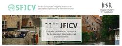 11èmes Journées Francophones d'Imagerie Cardio-Vasculaire Diagnostique et Interventionnelle