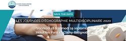 Les Journées d'Echographie Multidisciplinaire 2020