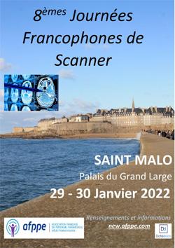 8èmes Journées francophones de Scanner